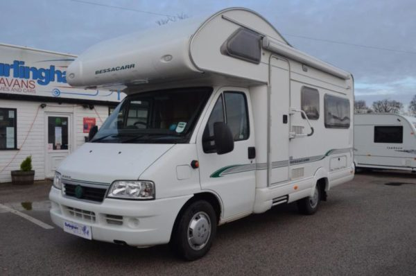 2006 - Bessacarr E465 - 4 Berth - End Lounge - Motorhome