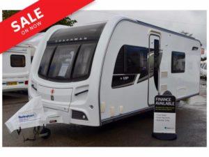 2013 Coachman VIP 560 4 berth touring caravan