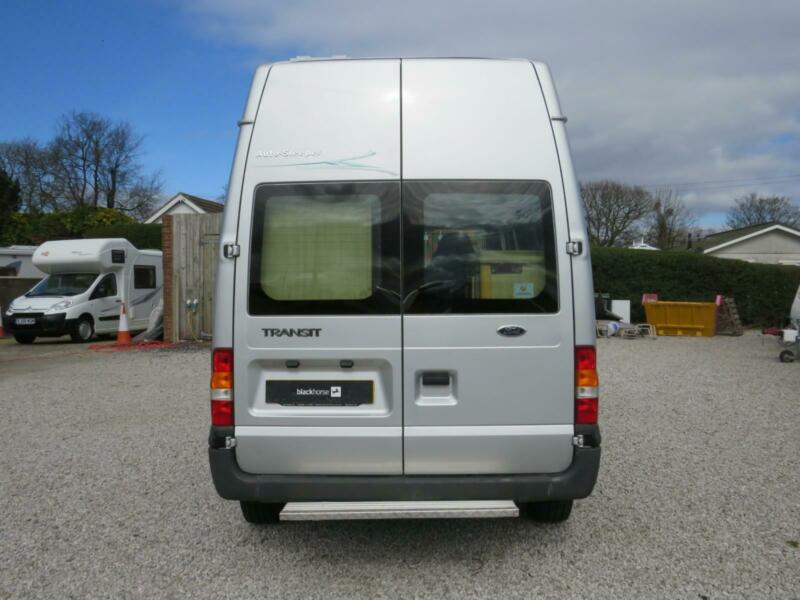 0b28b4a800 Auto-Sleepers Duetto High top - Ford Transit - Motorhome   Campervan ...