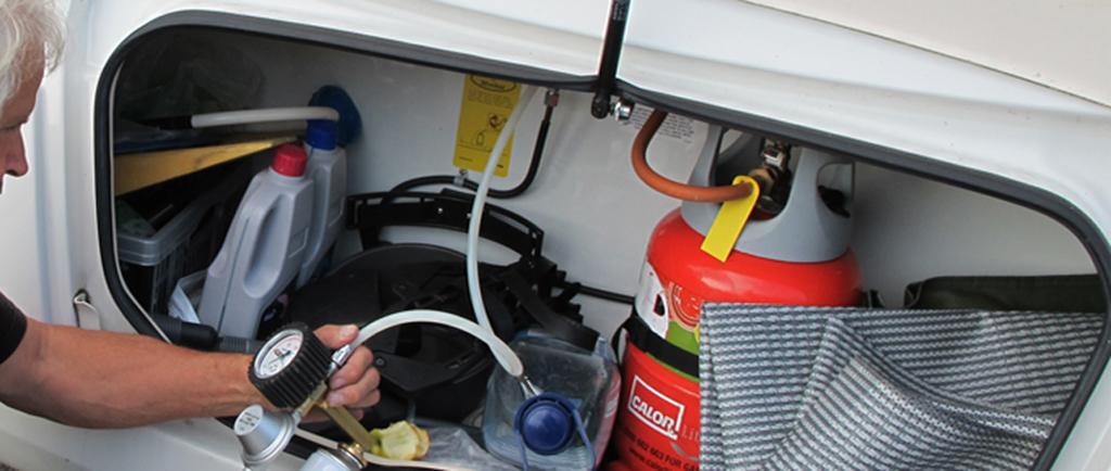 Is your Caravan Damp Free?